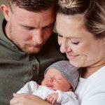 Blog David Newborn fotoshoot in Stompetoren